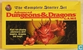 Advanced Dungeons & Dragons Game - The complete starter set