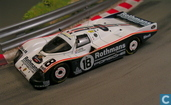 Voitures miniatures - Spark - Porsche 962 C
