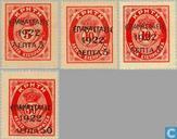 Timbres de port, mentions légales