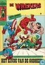 Comic Books - Avengers, The [Marvel] - Het einde van de godheid!