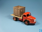 Berliet Flat Truck with Container