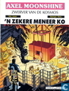 Comic Books - Axel Moonshine - 'n Zekere meneer Ko