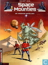 Strips - Space Mounties - De vreemde werelden