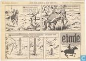 Comics - Rote Ritter, Der [Vandersteen] - De hamer van Thor