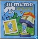 3D Memo de Smurfen