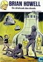 Comic Books - Brian Howell - De driehoek des doods