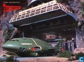 E103 - Thunderbird Two leaves its secret hanger on Tracy Island