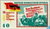 20e Anniv. libération du fascisme