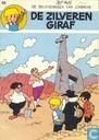 Comics - Peter + Alexander - De zilveren giraf