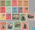 1928 Opdruk Postage&Revenue (MAL 24)