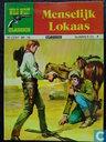 Comics - Menselijk lokaas - Menselijk lokaas
