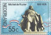 Timbres-poste - Pays-Bas [NLD] - Anniversaire M.A. de Ruyter