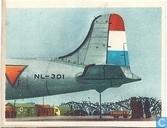 Schiphol vlak na de oorlog