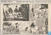 Bandes dessinées - Chevalier Rouge, Le [Vandersteen] - De ster van het Oosten