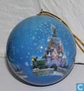 Disney kasteel kerstbal