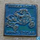 Gouden Koets Prinsjesdag [blauw]