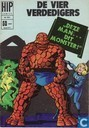 "Strips - Fantastic Four - ""Deze man... dit monster!"""