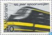 Postage Stamps - Netherlands [NLD] - Railways 1839-1964