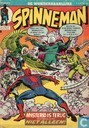 Bandes dessinées - Araignée, L' - 's Mans naam blijkt te zijn... Mysterio!