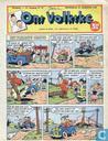 Bandes dessinées - Ons Volkske (tijdschrift) - 1955 nummer  34