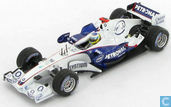 BMW Sauber F1.06 'First podium'