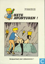 Comic Books - Jeremy and Frankie - Pommeke - Hete avonturen