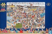 Jigsaw puzzles - Departure hall - Departure hall