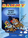 Strips - Sammy [Berck] - Paniek in het Vaticaan