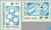 1981 Red cross (BEL 708)