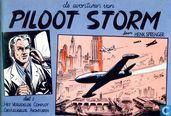 Strips - Piloot Storm - Het verijdelde complot + Gevleugelde avonturen