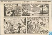 Bandes dessinées - Chevalier Rouge, Le [Vandersteen] - De vete