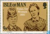 Vote des femmes 1881-1981