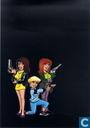 Comic Books - Babe Team - In hogere sferen