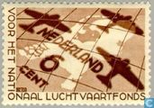 Briefmarken - Niederlande [NLD] - National Aviation Fonds