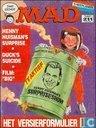Bandes dessinées - Mad - 1e series (revue) (néerlandais) - Nummer  211
