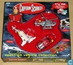 Captain Scarlet Vehicle Collection set