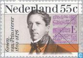 Briefmarken - Niederlande [NLD] - Mr. Groen van Prinsterer