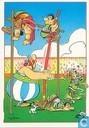 Asterix  Polsstokhoogspringen