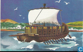 Phoenisch oorlogsschip