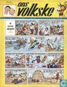 Bandes dessinées - Ons Volkske (tijdschrift) - 1958 nummer  33