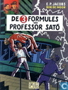 Comic Books - Blake and Mortimer - De 3 formules van professor Sató 2