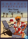 Bandes dessinées - New York - Miami 90 - New York - Miami 90