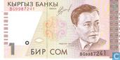 Kirgizië 1 Som