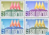 Int. Postzegeltentoonstelling SAN MARINO '77