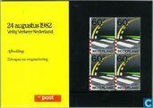 Postage Stamps - Netherlands [NLD] - 50 years of safe Traffic Netherlands