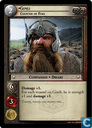 Gimli, Counter of Foes