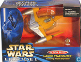 Naboo Starfighter met Anakin Skywalker