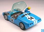 Modelauto's  - Altaya - Vaillante Sport-proto