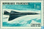 Premier vol du Concorde