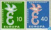 Europe – Letter E and Dove